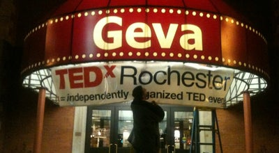 Photo of Theater Geva Theatre at 75 Woodbury Blvd, Rochester, NY 14607, United States