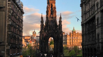 Photo of Monument / Landmark The Scott Monument at Princes Street Gardens, Edinburgh EH2 2EJ, United Kingdom