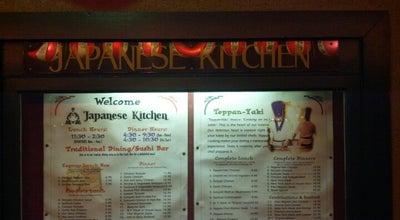 Photo of Japanese Restaurant Japanese Kitchen at 711 W Shaw Ave, Clovis, CA 93612, United States