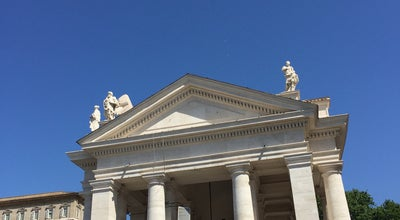 Photo of Outdoor Sculpture Vaticaanstad at Italy