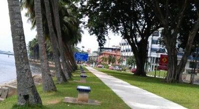 Photo of Beach Stulang Beach Park at Johor Bahru, Malaysia