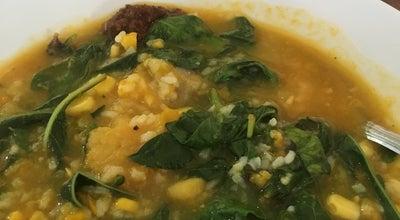 Photo of Vegetarian / Vegan Restaurant Kawasan Wisata Kuliner Tinutuan Wakeke at Jl. Wakeke, Manado 95126, Indonesia