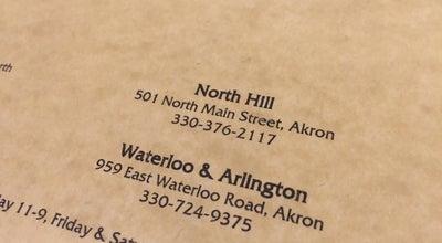 Photo of Italian Restaurant Parasson's Italian Restaurant at 501 N Main St, Akron, OH 44310, United States