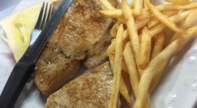 Photo of Steakhouse สเต็กลุงหนวด (Steak Lung Nhuad) at Bang Kruai-sai Noi Rd., บางบัวทอง 11110, Thailand
