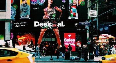 Photo of Coworking Space Desigual Showroom at 141 W 36th St, New York, NY 10018, United States