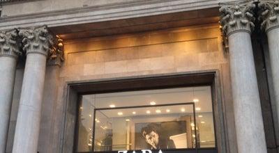 Photo of Clothing Store Zara at Pelai, 58, Barcelona 08001, Spain