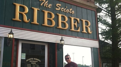 Photo of BBQ Joint The Ribber at 1024 Gallia St, Portsmouth, OH 45662, United States