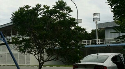 Photo of Cricket Ground Stadium TLDM Lumut at Pangkalan Tldm, Perak 32200, Malaysia
