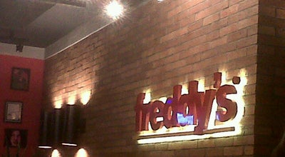 Photo of Burger Joint Freddy's Burger & Steak House at R. Potengi, 617, Natal 59020-030, Brazil
