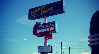 Photo of Diner Angel's Diner at 1402 S George Nigh Expy, McAlester, OK 74501, United States