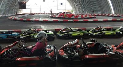 Photo of Go Kart Track K1 Arena at Boku Str. 215, Tashkent, Uzbekistan