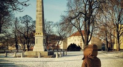 Photo of Park Denisovy sady at Denisovy Sady, Brno 602 00, Czech Republic