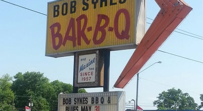 Photo of BBQ Joint Bob Sykes Barbeque at 1724 9th Ave N, Bessemer, AL 35020, United States