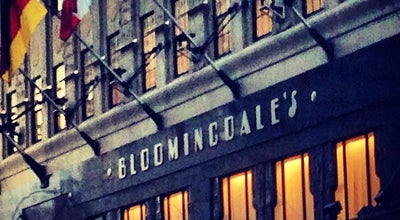 Photo of Department Store Bloomingdale's at 1000 Third Avenue, New York, NY 10022, United States