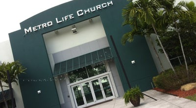 Photo of Church Metro Life Church at 10045 Nw 19th St, Doral, FL 33172, United States