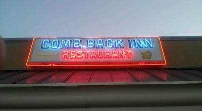 Photo of Seafood Restaurant Come Back Inn at 8016 W Metairie Ave, Metairie, LA 70003, United States