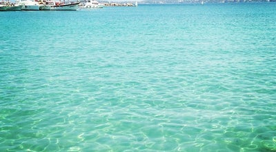 Photo of Beach Yıldız Burnu at Ilıca, Çeşme, Turkey
