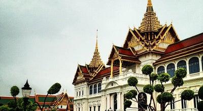 Photo of Palace พระบรมมหาราชวัง (The Grand Palace) at Na Phra Lan Rd, Phra Nakhon 10200, Thailand