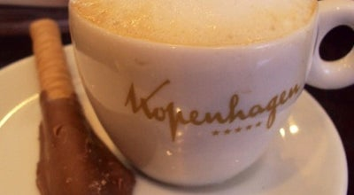 Photo of Coffee Shop Kopenhagen at Av. Histo. Rubens De Mendonça, 3.300, Cuiabá, Brazil
