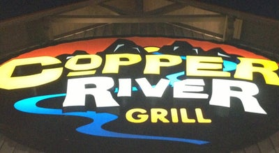 Photo of American Restaurant Copper River Grill at 102 Southern Center Way, Easley, SC 29642, United States
