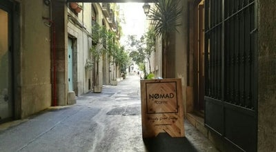 Photo of Coffee Shop Nømad Coffee Lab & Shop at Ptge. Sert, 12, Barcelona 08003, Spain