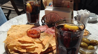 Photo of Cafe Bar Due Merli at Piazza Maddalena, 1r, Savona, Liguria 17100, Italy