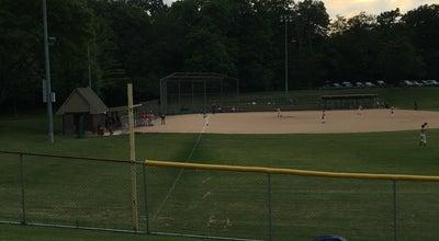 Photo of Baseball Field Gilbert Park baseball field at Downers Grove, IL 60515, United States