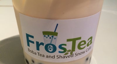 Photo of Bubble Tea Shop FrosTea Boba Tea and Shaved Snow Cafe at 6178 Mission St, Daly City, Ca 94014, United States