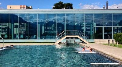 Photo of Water Park Lido Locarno at Via Gioacchino Respini 11, Locarno 6600, Switzerland