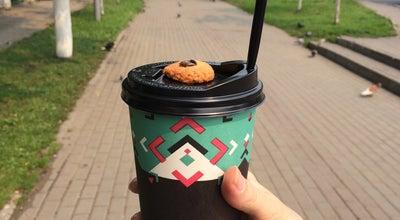 Photo of Coffee Shop ЭHDОРФИН at Ост. «университет», Томск 634050, Russia