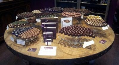 Photo of Chocolate Shop Paul A Young Fine Chocolates at 143 Wardour St, Soho W1F 8WA, United Kingdom