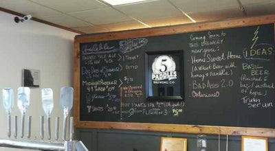 Photo of Brewery 5 Paddles Brewing Company at 1390 Hopkins St,, Whitby, ON L1N 2C3, Canada