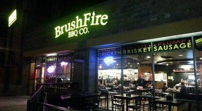 Photo of BBQ Joint Brushfire BBQ at 7080 E 22nd St, Tucson, AZ 85710, United States