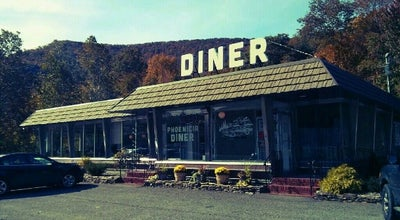 Photo of Diner Phoenicia Diner at 5681 Route 28, Phoenicia, NY 12464, United States
