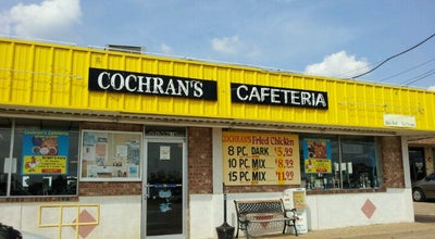Photo of Fried Chicken Joint Cochran's at 816 W Main St, Gun Barrel City, TX 75156, United States