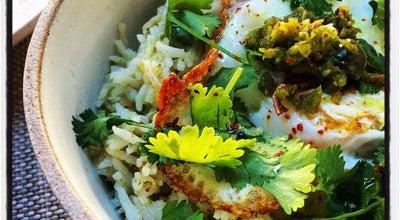 Photo of Vegetarian / Vegan Restaurant P.Y.T. at 400 S Main St, Los Angeles, CA 90013, United States