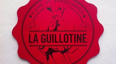 Photo of Cafe La Guillotine at San Agustín, 38, Pamplona-Iruña 31001, Spain