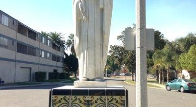Photo of Church St. Edwards Catholic Church at 417 W Grand Blvd, Corona, CA 92882, United States
