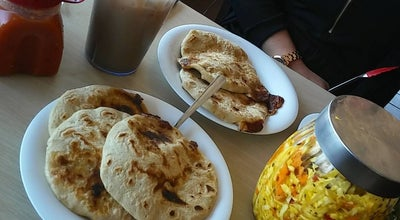 Photo of Diner Pupuseria La esquinita de Olocuilta at Ciudad Merliot, Santa Teresa, Santa Tecla, El Salvador