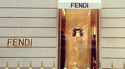 Photo of Accessories Store Fendi at 51 Avenue Montaigne, Paris 75008, France