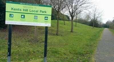 Photo of Park Kents Hill Local Park at Milton Keynes, United Kingdom