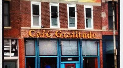 Photo of Vegetarian / Vegan Restaurant Café Gratitude at 333 Southwest Blvd, Kansas City, MO 64108, United States