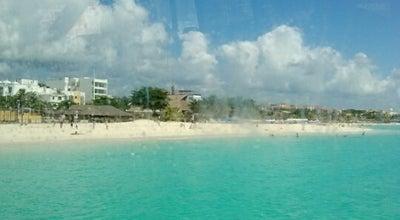 Photo of Pier Muelle Fiscal at Playa Del Carmen, Playa del Carmen, Mexico