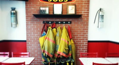 Photo of Sandwich Place Firehouse Subs at 28557 Woodward Ave, Berkley, MI 48072, United States