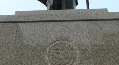 Photo of Monument / Landmark 大友宗麟公像 at 要町, 大分市 870-0027, Japan