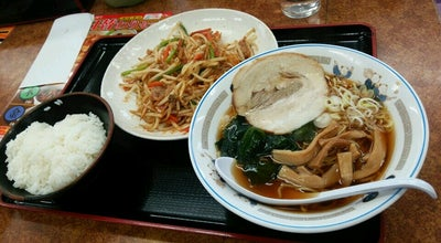 Photo of Ramen / Noodle House 山田うどん深谷店 at 上柴町東2-17-1 366-0051, Japan