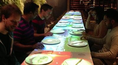 Photo of Japanese Restaurant Inamo at 4-12 Regent St., London SW1Y 4PE, United Kingdom