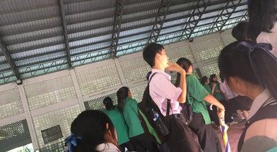 Photo of Basketball Court โรงยิม มปศ 🏀🏐⚽️🏓 at Thailand