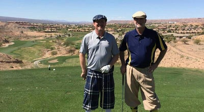 Photo of Golf Course Oasis Golf Club Canyon Course at Mesquite, NV, United States