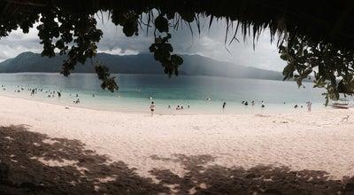 Photo of Beach Atulayan Island, Camarines Sur at Sagñay, Camarines Sur, Camarines Sur, Philippines